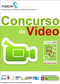 Cartaz Vertical Concurso de Video (Custom)