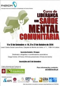 Curso de Liderança em Saúde Mental Comunitária (Mobile)