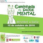 4.ª Caminhada pela Saúde Mental - FNERDM